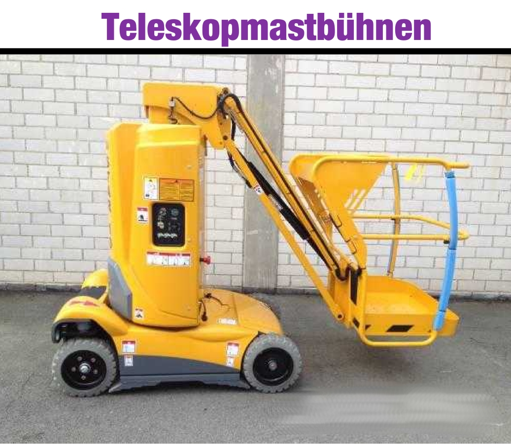 Optimized Teleskopmastbhnen