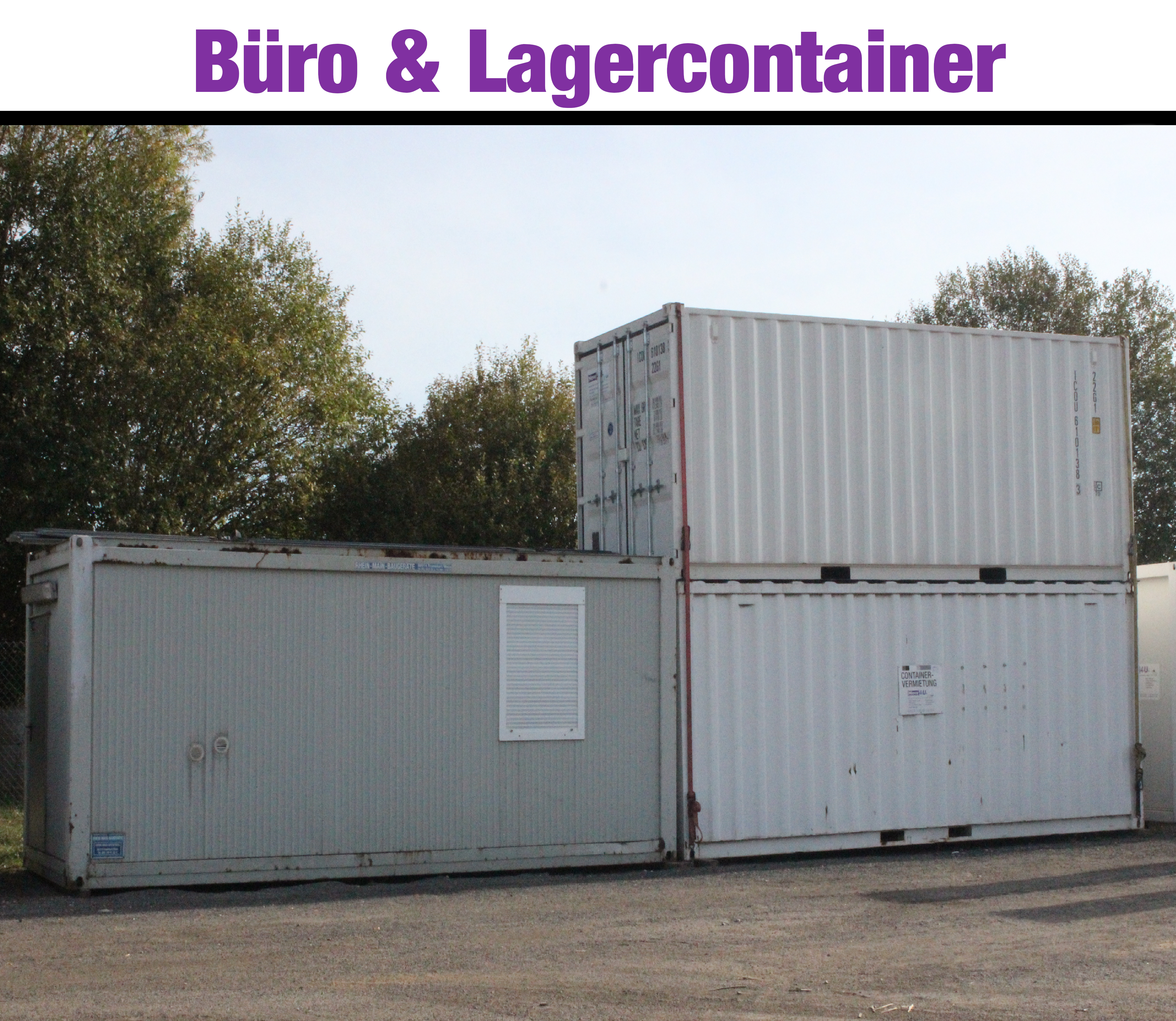 Bro Lagercontainer