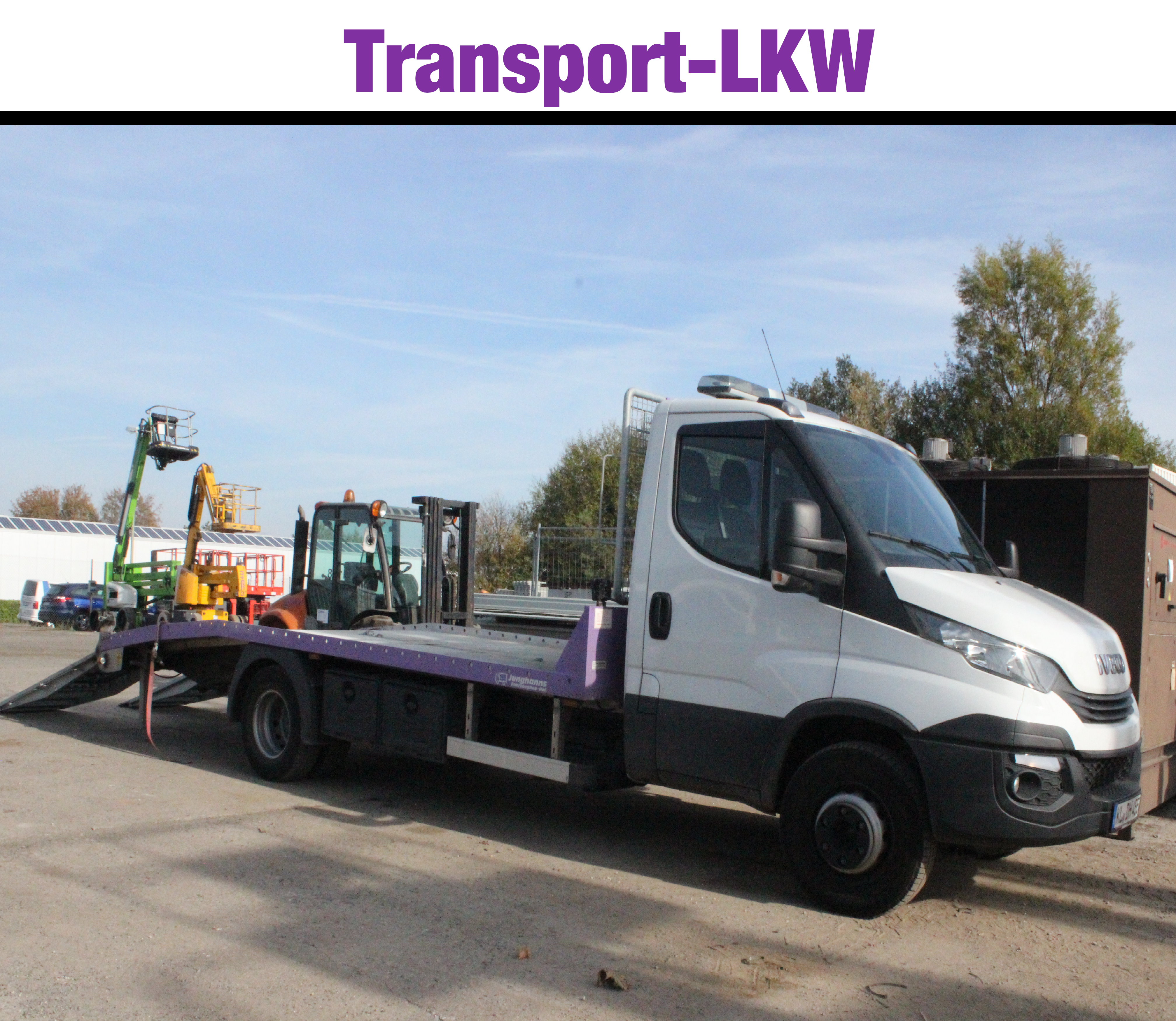 Transport LKW